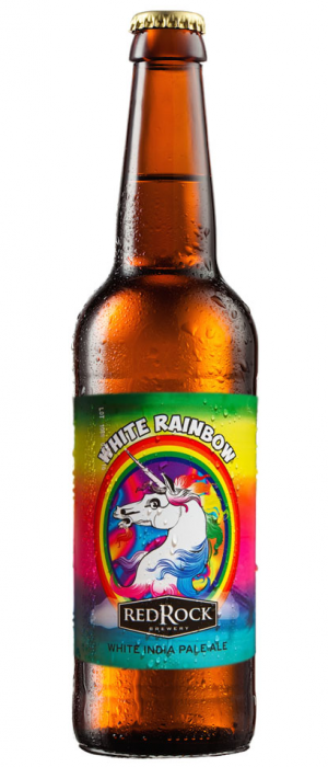 White Rainbow by Red Rock Brewery in Utah, United States