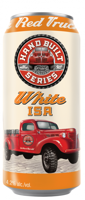 Red Truck White ISA
