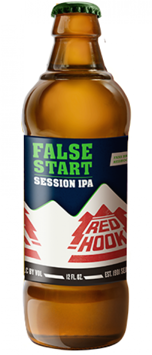 False Start Session IPA by Redhook Ale Brewery in Washington, United States
