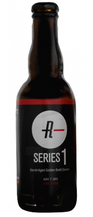 Series 1 by Redline Brewhouse in Ontario, Canada