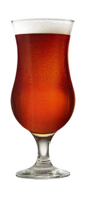 Redrum Barrel-Aged Red Ale by Duck Foot Brewing Company in California, United States
