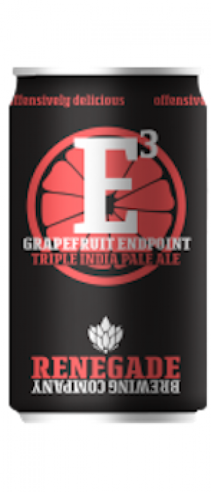Grapefruit Endpoint by Renegade Brewing Company in Colorado, United States