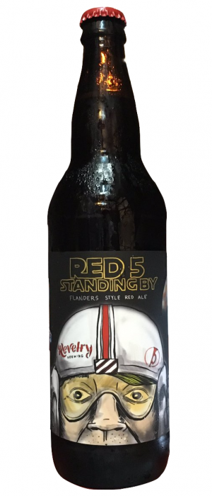 Red 5 Standing By by Revelry Brewing Company in South Carolina, United States