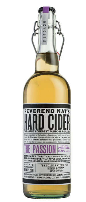 The Passion by Reverend Nat's Hard Cider in Oregon, United States