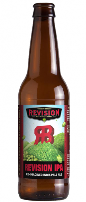 Revision IPA by Revision Brewing Company in Nevada, United States