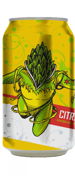 Citra Hero by Revolution Brewing in Illinois, United States
