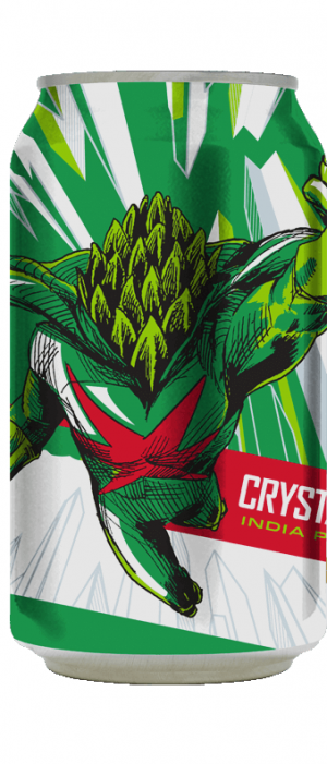 Crystal Hero by Revolution Brewing in Illinois, United States