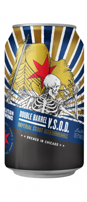 DB V.S.O.D. by Revolution Brewing in Illinois, United States