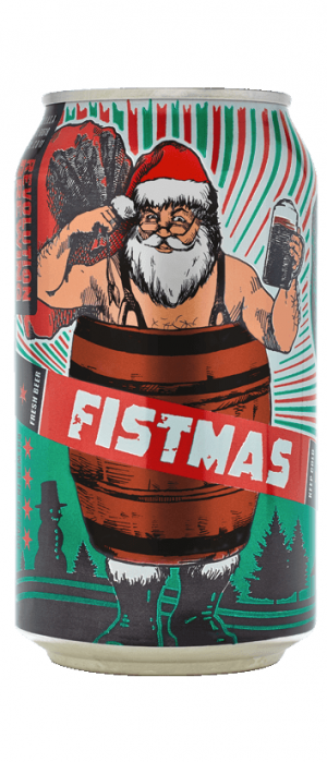 Fistmas by Revolution Brewing in Illinois, United States