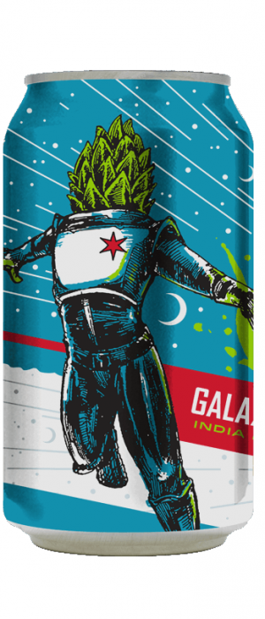 Galaxy Hero by Revolution Brewing in Illinois, United States