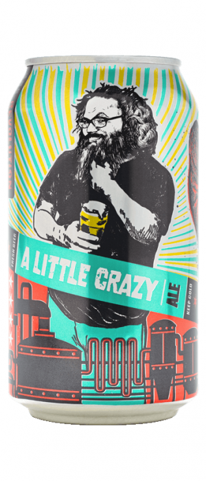 A Little Crazy by Revolution Brewing in Illinois, United States