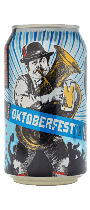 Oktoberfest by Revolution Brewing in Illinois, United States
