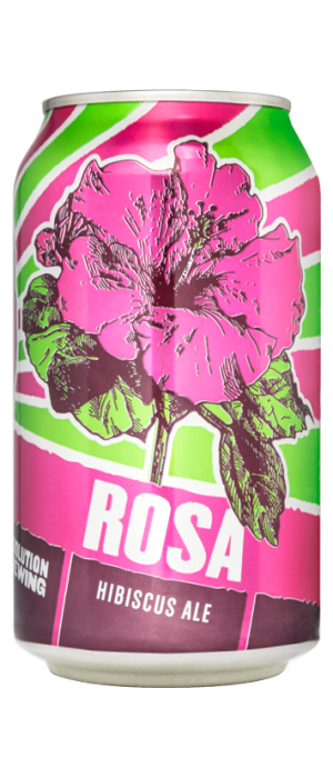 Rosa by Revolution Brewing in Illinois, United States