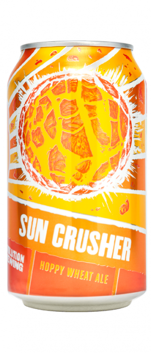 Sun Crusher by Revolution Brewing in Illinois, United States