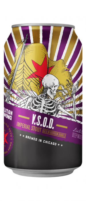 V.S.O.D by Revolution Brewing in Illinois, United States
