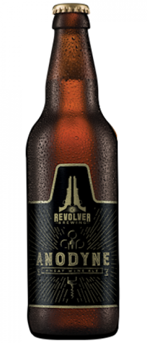 Anodyne by Revolver Brewing in Texas, United States