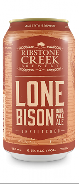 Lone Bison IPA