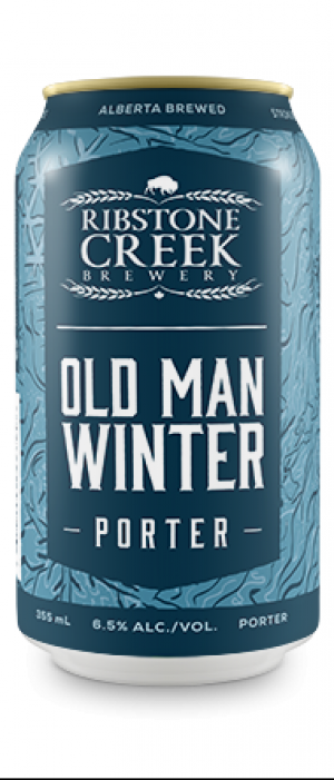 Old Man Winter Porter