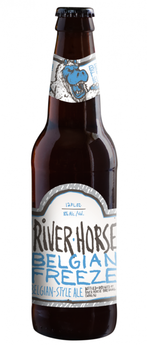 Belgian Freeze by River Horse Brewing Company in New Jersey, United States