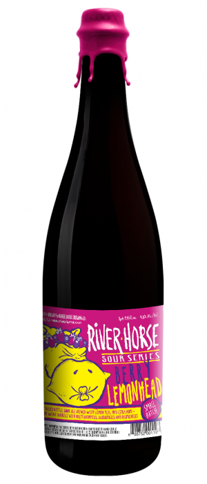 Berry Lemonhead by River Horse Brewing Company in New Jersey, United States