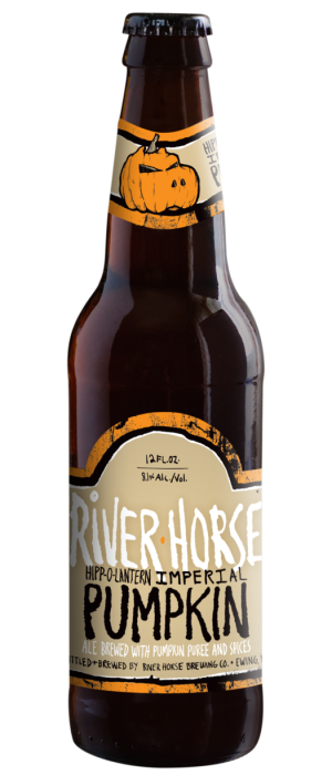 Hipp-O-Lantern by River Horse Brewing Company in New Jersey, United States