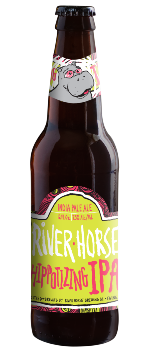 Hippotizing IPA by River Horse Brewing Company in New Jersey, United States