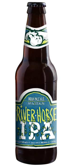 IPA by River Horse Brewing Company in New Jersey, United States