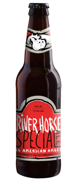 Special Ale by River Horse Brewing Company in New Jersey, United States