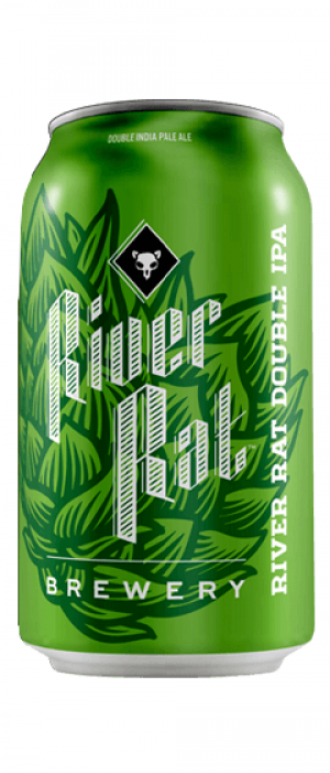 Double IPA by River Rat Brewery in South Carolina, United States