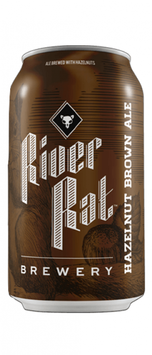 Hazelnut Brown Ale by River Rat Brewery in South Carolina, United States