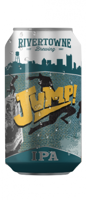Jump! IPA by Rivertowne Brewing in Pennsylvania, United States