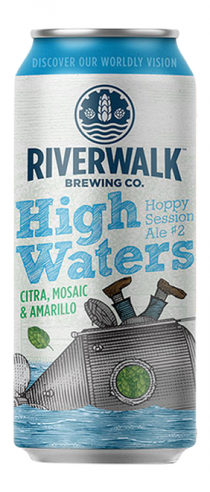 High Waters Hoppy Session Ale #2