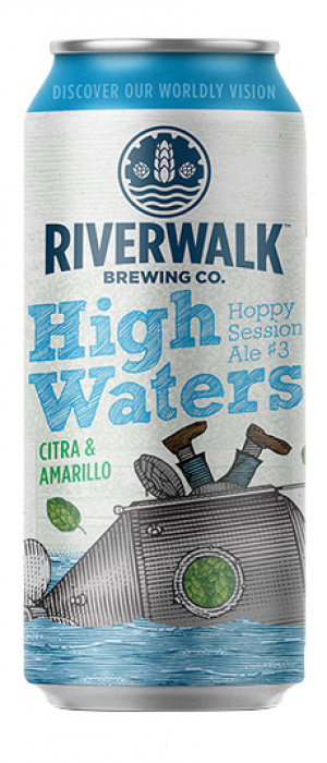 High Waters Hoppy Session Ale #3