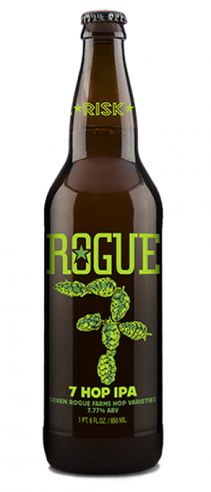 7 Hop IPA by Rogue in Oregon, United States