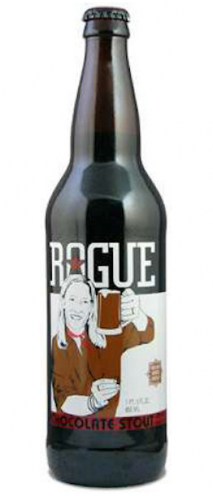 Chocolate Stout by Rogue in Oregon, United States