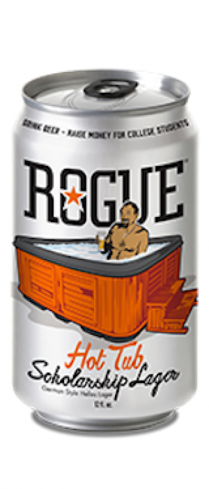 Hot Tub Scholarship Lager