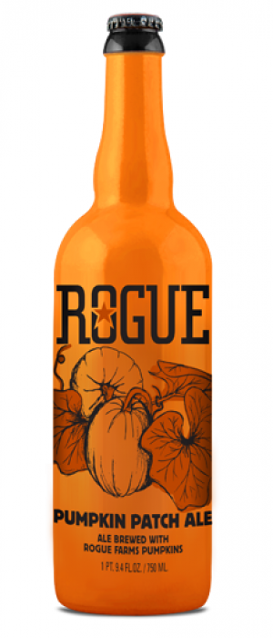 Pumkin Patch Ale by Rogue in Oregon, United States