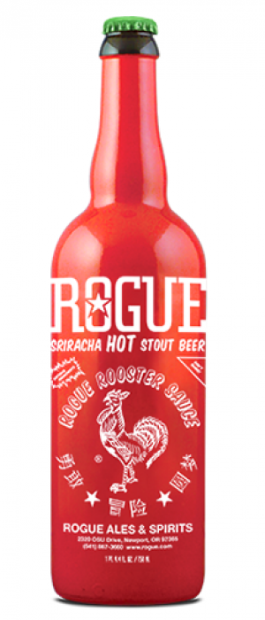 Sriracha HOT Stout by Rogue in Oregon, United States