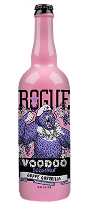 Voodoo Doughnut Grape Guerrilla by Rogue in Oregon, United States