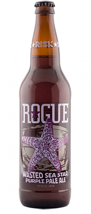 Wasted Sea Star Purple Pale Ale