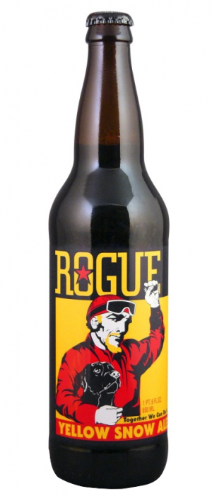 Yellow Snow IPA by Rogue in Oregon, United States