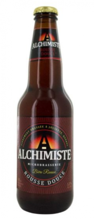 Rousse Douce by Microbrasserie L'Alchimiste in Québec, Canada