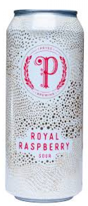 Royal Raspberry by Pryes Brewing Company in Minnesota, United States