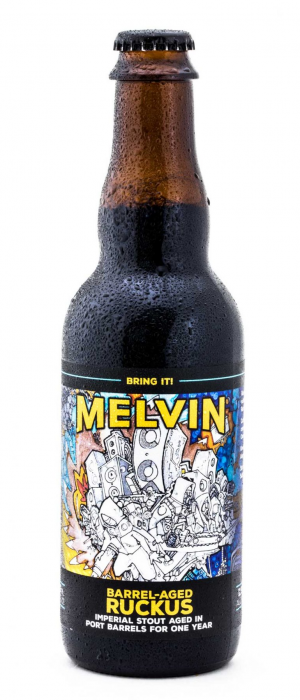 Ruckus by Melvin Brewing in Wyoming, United States