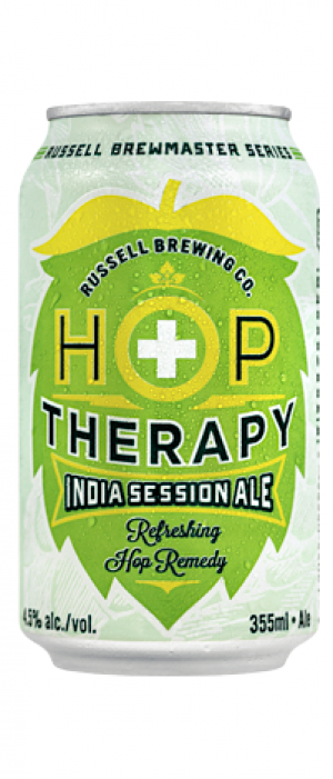 Hop Therapy ISA by Russell Brewing Company in British Columbia, Canada