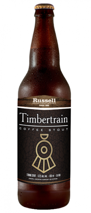 Timbertrain by Russell Brewing Company in British Columbia, Canada