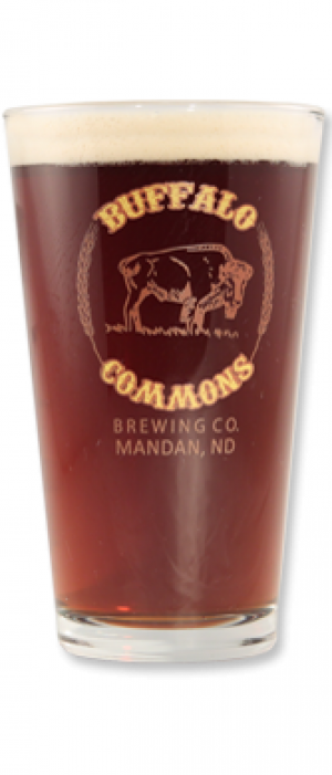 Rusty Red Ale by Buffalo Commons Brewing Company in North Dakota, United States