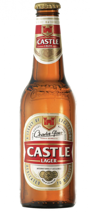 Castle Lager by SAB Miller in Ontario, Canada