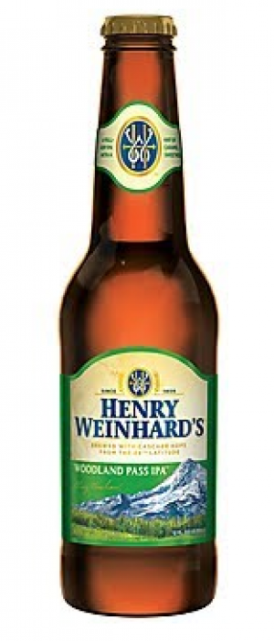 Henry Weinhard's Woodland Pass IPA by SAB Miller in Ontario, Canada