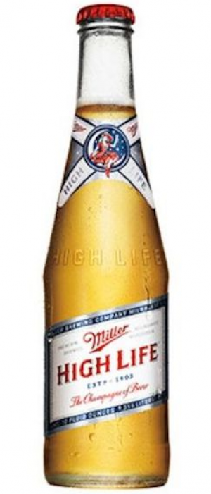 Miller High Life by SAB Miller in Ontario, Canada